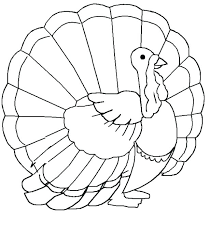 turkey coloring pages ideas thanksgiving printable or free color page number by preschool f turkey coloring pages