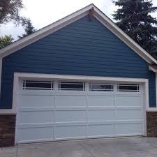 chi garage door18 x 8 CHI Garage Door  Model 2294  Color White  Window