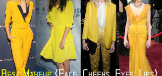 best makeup face cheeks eyes lips tips ideas for yellow dress