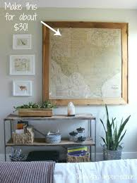best 25 map wall decor ideas on travel