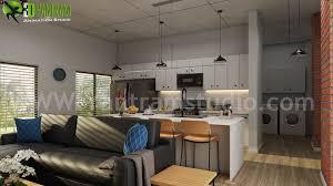 Artstation Modern Small Kitchen Design Ideas By Yantram 3d