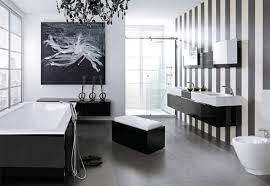 modern black white. plain black modern black and white bathroom designs a