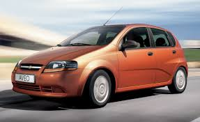 2008 Chevy Aveo | Feature | Features | Car and Driver