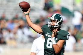 Michigan State Spartans Football Introducing The Projected