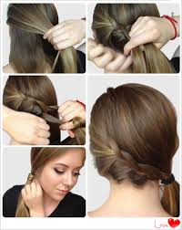 side french braided hairstyle for party 2017 by clip on um long straight hair extension
