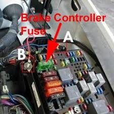 fuse location for trailer brake controller on a 2005 chevy silverado click to enlarge