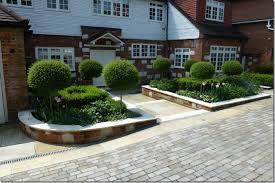 view front garden plant ideas uk gif