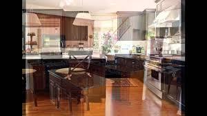 Kitchen decorating ideas with black appliances - YouTube