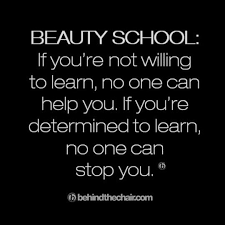 Beauty School Quotes Best of What They Don't Tell You In Beauty School Starting Your Career