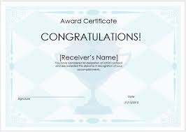 Congratulations Certificates Templates Certificates Simple Winner Certificate Template Ideas