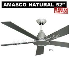 amasco natural 52 8 sd remote 24w led