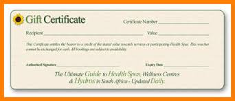 gift certificates format 6 gift certificate wording examples pear tree digital