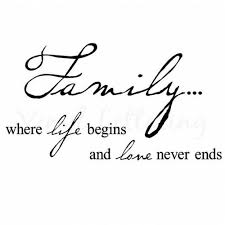 Beautiful Short Quotes On Family