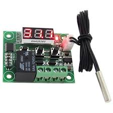 W1209 Led Digital Thermostat Temperature Thermo Controller