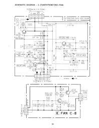 aiwa nsx k750 schematic