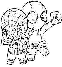 More cartoon characters coloring pages. Spiderman Coloring Pages Coloringpagesonly Com