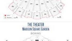 18 Factual Madison Square Garden Seating Chart Obstructed View
