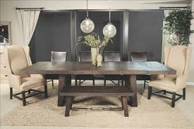 Adorable dining room tables contemporary design ideas Wooden Shocking Decorating Ideas Using Brown Leather Armchairs And Rectangular Brown Rugs Also With Rectangular Brown Wooden Tables Adorable Cool House Interior And Exterior Design Ideas Dining Table Adorable Home Designs With Dining Room Table