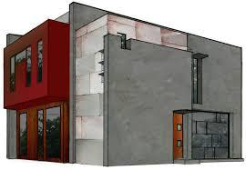 architectural home plans concrete home plans