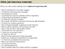 Questions About Employment Top 10 Employment Interview Questions With Answers