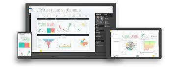 Power Bi Interactive Data Visualization Bi Tools