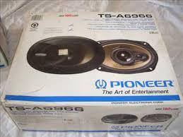 vintage pioneer car speakers. vintage pioneer car speakers
