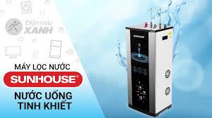 Máy lọc nước RO Sunhouse 10 lõi: có vòi nóng lạnh tiện lợi (SHR76210CK) •  Điện máy XANH - YouTube