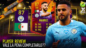 FIFA 21: Mahrez 🇩🇿 Headliner video Review