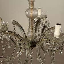 Kronleuchter Glas Illuminazione Bottega Del 900