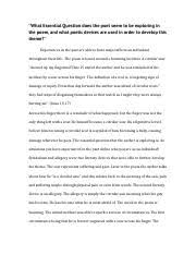 personal response to essay a new perspective by janice e fein the 3 pages 6 2 critical response