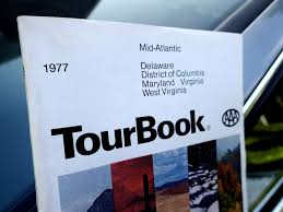 the tome that started a trip the aaa mid atlantic tourbook for