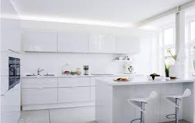 Cuisine équipée Blanc Laqué Ikea Sakadanse
