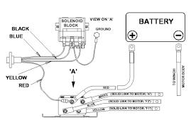 superwinch solenoid switch wiring diagram wiring diagram explained winch contactor wiring diagram bad land winch wiring