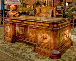 home office desk worktops. delighful desk this beautiful leather inlaid top and burl wood gives grandeur to any office  setting visit inside home office desk worktops