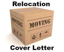Job With Relocation Assistance Relocation Cover Letters