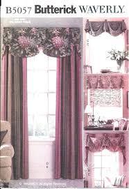 Window Valance Patterns Gorgeous Kitchen Window Valance Diy Popular Window Valance Patterns Every