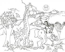 Small Picture African Coloring Pages With Cool Africa Free Printable For