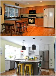 Kitchen Remodel Charleston Sc Kitchen Makeover Reveal Before And After Kitchen Renovation With