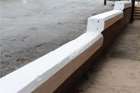 build a retaining wall on concrete