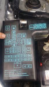 what is this please?, missing fuse d (pump icon) from fusebox Pajero Fuse Box thanks for responding pajero fuse box layout