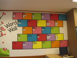 Words To Decorate Your Wall With Word Walls Are Essential In Any Elementary Classroom Be Creative
