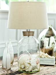 the perfect lamps for clear glass table lamp within fillable