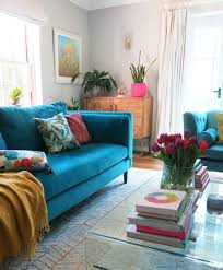 27 bold turquoise sofa ideas for your