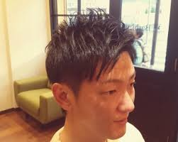 Minoruさんのヘアスタイル メンズツーブロックショート Tredina