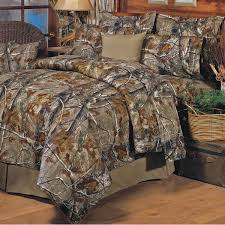 Realtree All Purpose Camo Comforter Set - Cal King