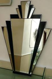 art deco wall mirror uk mirrors for antique kids room decor ideas