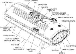 ets Tanning Bed Wiring Diagram Tanning Bed Wiring Diagram #34 sunvision tanning bed wiring diagram