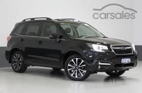 subaru forester 2016 black. Beautiful 2016 2016 Subaru Forester 25iS S4 Auto AWD MY16 For Black T