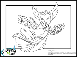 Small Picture skylanders elves coloring pages minister coloring images