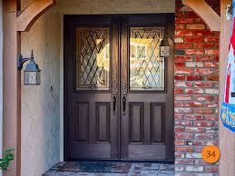 glass double front door. Double Front Doors With Leaded Glass Superb Door N